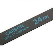 Gross Полотна для ножовки по металлу, 300 мм, 24 TPI, Carbon, 2 шт Gross фото