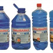 Стеклоомывающая жидкость Омывайка фотография