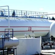 Сепараторы нефтегазовые для дегазации непенистой нефти и очистки попутного газа фото
