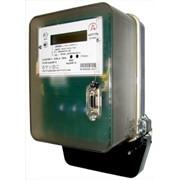 Счетчик электрической энергии трехфазный электронный ЦЭ2727А PL фото