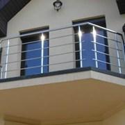 перила для балкона фото