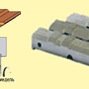Фрезы для обработки опорных поверхностей с 2-мя пазами фото
