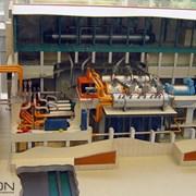 Макет завода, склада, производства фото