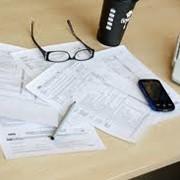 Бухгалтерские услуги, Оформление налоговой декларации в Астане фото