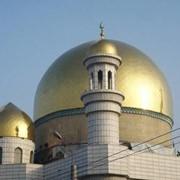 Центральная мечеть г.Алматы фото