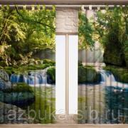 Фотошторы Водопад фото