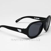 Солнцезащитные очки Babiators Original Спецназ Black Ops чёрный 0-3 . Арт. BAB-001 фото