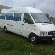 Перевозки пассажирские микроавтобусом на 14 мест фото