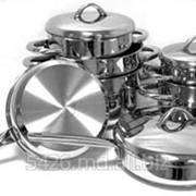 Посуда нержавеющая фото