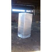 Бак для подпитки из нержавеющей стали AISI (бак для бани) фото