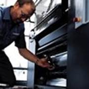 Сервисное обслуживание допечатного, печатного, послепечатного оборудования фото