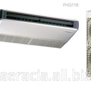 Сплит-система подпотолочного типа серии FHQ100B фото