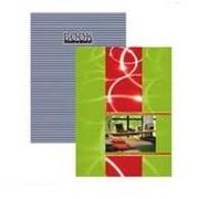 Книга учета а4, цветная картонная обложка, мягкий переплет фото