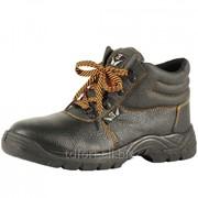 Ботинки кожаные Элит-12 с металлоподноском, арт. 5087 фото