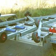 Прицеп для лодок и катеров V81T2 фото