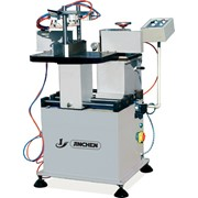 Фрезеровочный станок для обработки торцевых поверхностей алюминиевых и ПВХ дверей и окон фото
