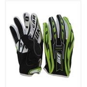 Перчатки МТ790 black/green XL фото