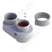 Дымоходы BAXI Адаптер для подключения раздельных труб, металл фото