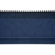 Планинг датированный Velvet 5495 (794) 298x140 мм синий фото