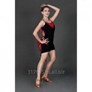 Платье латина Fenist Шампань 207 фото