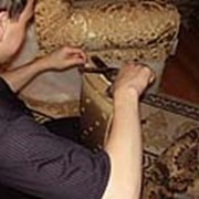 Мягкая мебель - ремонт фото