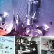 Комплектный станок с двумя шлифовальными агрегатами SWT 124 RK фото