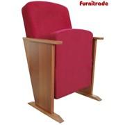 Кресло для залов СОЛО ВУД фото