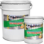 Тистром-Декор — прозрачный полиуретановый лак для бетона, кирпича, камня и плитки фото