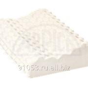 Подушка из 100% латекса Эргономик массажная фото
