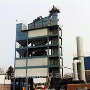 Стационарный асфальтобетонный завод АБЗ С400, производительностью 400 тонн/час в стандартных условиях. фото