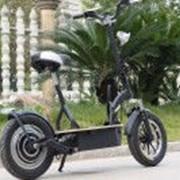 Электросамокат с мотор колесом Headway-3 фото