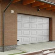 Секционные гаражные ворота Hormann фото