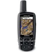 GPS навигатор Garmin GPSMAP 62stc фото