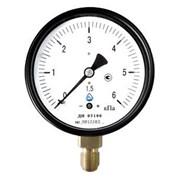 Манометры общего назначения для измерения избыточного давления жидкостей, газа и пара. фото