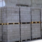 Блоки строительные керазитные шлаковые фото