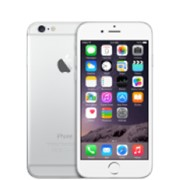 Смартфон Apple iPhone 6 Plus 16gb Silver Neverlock фото