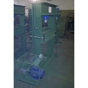 Пресс гаражный электрогидравлический Р-342М1 (60 т.) фото