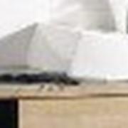 Столешница со стеклянным покрытием 100793 фото