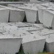 Фундамент ограждения ФО-2 (стакан) фото