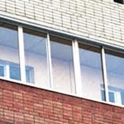 Балконы-купе фото