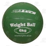 Мяч для атлетических упражнений (Вейтбол) 6 кг фото