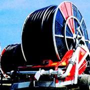 Системы орошения катушечного типа, дизельные насосные станции фото