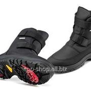 Вокмакс антиковзаючі зимові чоботи чоловічі фото