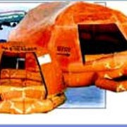 Плоты спасательные авиационные - средства спасения. ПСН-20АК/ПСН-6АК
