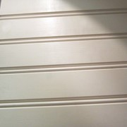 Вагонка Хвоя профилированная Лазурь кат. АВ фото