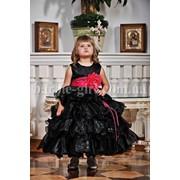 Детское платье нарядное 10-0042 фото