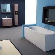 Ванна прямоугольная встраиваемая Tamia 150×70 фото