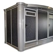 Туалетный модуль-павильон Городовой Антика 202И/ 212И фото