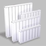 Алюминиевые радиаторы отопления ALUCAM H-800