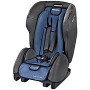 Детское кресло RECARO Young Expert plus (материал верха Trendline Bellini Shadow/Blue) фото